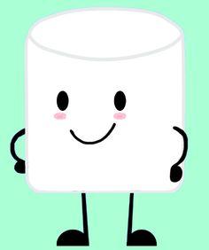Cartoon Marshmallow | Marshmallow by StainedUsagi on deviantART