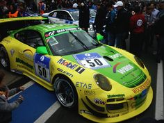 Manthey-Porsche