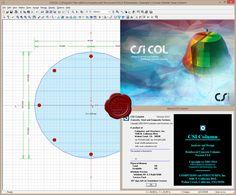 برنامج حساب وتصميم الأعمدة CSI CSiCOL v9.0.0 repack - التطبيقات الهندسية