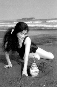 Yoko Ono When She Was Young