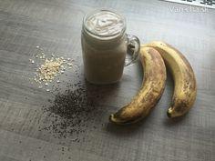Banánové smoothie - Recept