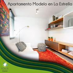 Visita nuestro #apartamentomodeloenlaestrella y siente los espacios que te brinda #borealtukana