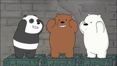 We Bare Bears Wallpapers, Cute Wallpapers, Cartoon Network, Cute Twitter Headers, Brother Bear, We Bear, Bear Wallpaper, Cute Cartoon, Beautiful Pictures