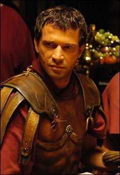 Can haz pleez? :0) James Purefoy as Mark Antony in the HBO series Rome.