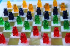 Gumové Medvedíky Bez Cukru