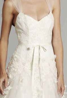 Hayley Paige Wedding Dresses--love this dress!!