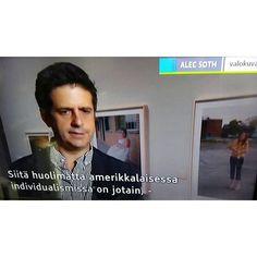 YLE TV1 KULTTUURI UUTISIA. Valokuva NÄYTTELY ALEC SOTH,  INFO KAAPELITEHDAS. Mielenkiintoinen Kulttuuripakka, Pitää tutustua. NÄHDÄÄN Hymy @kaapelitehdas @yleuutiset @ylekulttuuri #valokuvaus #näyttelyt #yle #culture