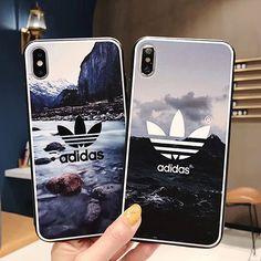 アディダス iPhoneXR/XS Maxケース カジュアル 風景 iPhone8/7/6s plusケース 男女兼用 Iphone 32gb, Coque Iphone, Iphone 8, Cute Popsockets, Designer Iphone Case, Tumblr Iphone, Silicone Iphone Cases, Marble Iphone Case, Airpod Case