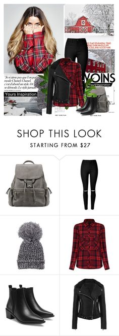 """""""YOINS Style 6/10"""" by mars ❤ liked on Polyvore featuring Chanel"""
