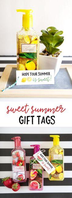 Easy gift idea for T