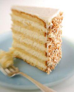 Ultimate Coconut Cake Recipe from Peninsula Grill in Charleston, SC.