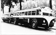 Bus photograph Imperial Motor Co. Abercynon AEC Q ANY959 Red & White | eBay