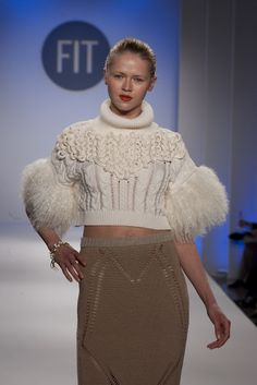 The Future of Fashion, FIT 2012 Knitwear
