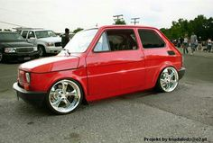 FIAT 126p Fiat 500, Small Cars, Old Cars, Automobile, Electric, Bike, Healthy Recipes, Future, History