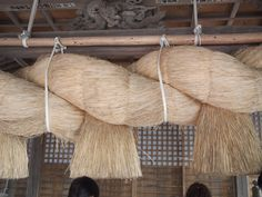straw rope
