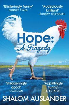Hope: A Tragedy by Shalom Auslander,  tracy book