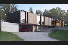 Woodbridge House by Strom Architects