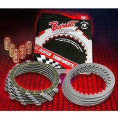 Triumph Barnett high performance clutch kit