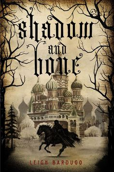 Russian inspiration! I love this cover!