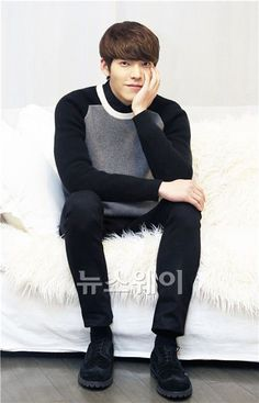 Kim Woo Bin --- Interview Pics