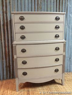 Bedroom Set Makeover by A to Z Custom Creations