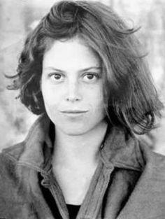 Young Sigourney Weaver