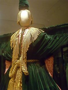 "Carol Burnett's ""curtain dress"""