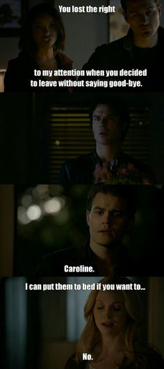 """#TVD 7x19 """"Somebody That I Used To Know"""""""