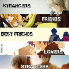and this is what happened to me. we started as strangers and ended the same. Quotes For Him, Sad Quotes, Great Quotes, Love Quotes, Inspirational Quotes, Anime Qoutes, Manga Quotes, Best Friend And Lover, Best Friends