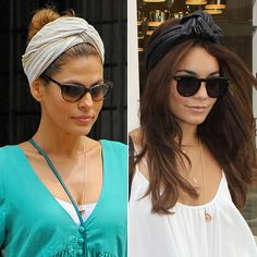 2 Ways to Wear a Turban This Summer