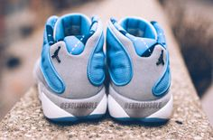 How Many Of You Would Cop This Air Jordan 13 Low UNC PE?