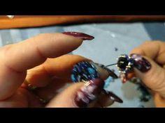 nuovo tutorial, orecchini sferetta - YouTube The Creator, Beads, Earrings, Youtube, Beading, Ear Rings, Stud Earrings, Ear Piercings, Bead
