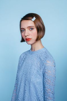 The Margrith dress- Sasha Frolova by Amber Mahoney