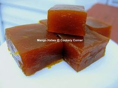 Cookery Corner: Microwave Mango Halwa
