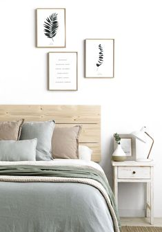Bedroom Design Inspiration, Bedroom Inspo, Bedroom Decor, Aesthetic Room Decor, Natural Home Decor, Minimalist Home, My Room, Furniture Design, Interior Design