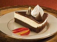 Try this delicious Tuxedo Torte, made with HERSHEY'S KISSES.