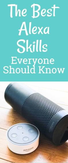 What are the Best Alexa Skills and Commands? Looking for Alexa Skills for kids? This post has got you covered! Alexa Dot, Alexa Echo, Alexa Alexa, Echo Echo, Alexa Tricks, Amazon Echo Tips, Amazon Hacks, Amazon Gadgets, Latest Gadgets