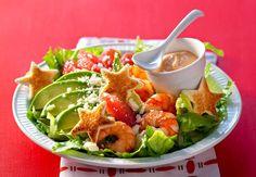 Salade Californie - Nos délicieuses salades d'hiver et variées - Cuisine Actuelle