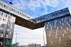 Westbahnhof Vienna, Marina Bay Sands, Building, Travel, Voyage, Buildings, Viajes, Traveling, Trips
