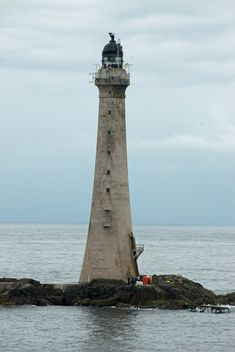 Skerryvore Lighthouse, Scotland