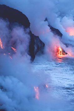 Lava Overflow | Instagram |WAV
