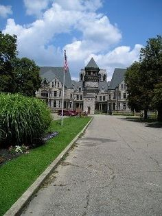 The Shawshank Redemption - The Ohio State Reformatory - Mansfield, OH