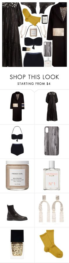 """""""A Layered Weekend Look FT. Rosegal"""" by amberelb ❤ liked on Polyvore featuring LOVE Binetti, French Girl, Mermaid, The Row, Proenza Schouler, Witchery and Hansel from Basel"""
