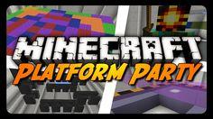 Minecraft: PLATFORM PARTY! (Downloadable Mini-Game)