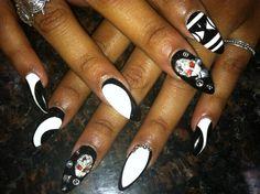 Halloween Nails - Nail Art Gallery