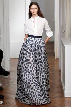 Sfilata Martin Grant Parigi - Collezioni Primavera Estate 2016 - Vogue
