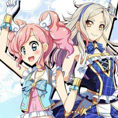 Rin and Madoka