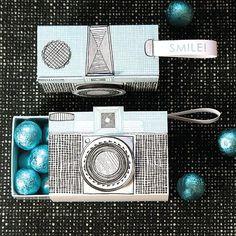 фотоаппарат из бумаги - Поиск в Google