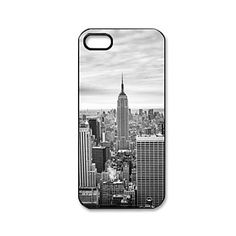 New+York+Pattern+Plastic+Hard+Case+for+iPhone+5/5S+–+GBP+£+0.51