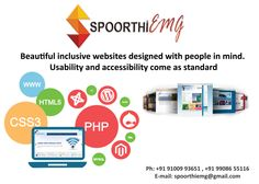 Are you interested in starting an e-commerce business? call us on 9908655116..our website :www.spoorthiemg.com